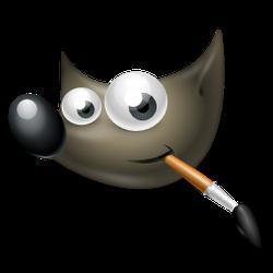 Logo de GIMP